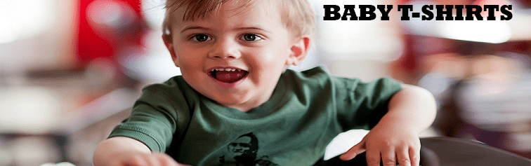 Baby rock t-shirts