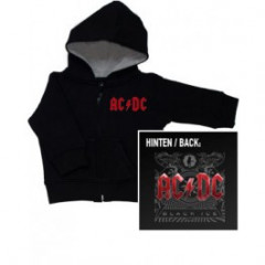 ACDC Black Ice kids sweater