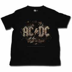ACDC Kids T-Shirt Rock or Bust