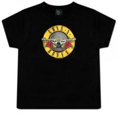 Guns and Roses T-shirt voor kinderen Bullet