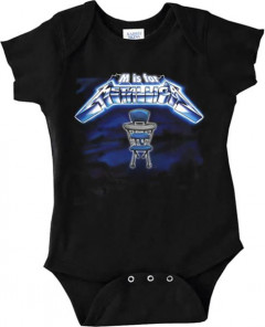 Metallica Romper Seek and Destroy - Metallica babykleding