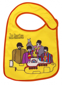 Rock baby bib Beatles The Band