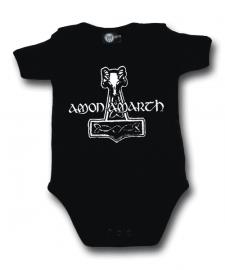 Amon Amarth Baby Romper Hammer of Thor Amon Amarth (Clothing)
