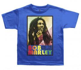 Bob Marley T-shirt voor kinderen Rasta