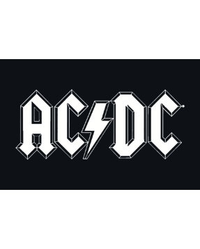 ACDC body White Logo