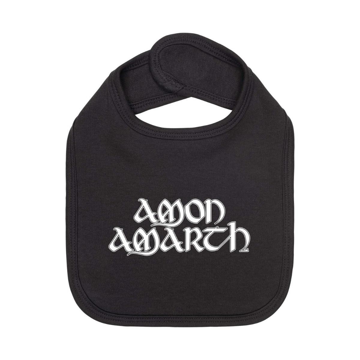 Amon Amarth baby slabbetje