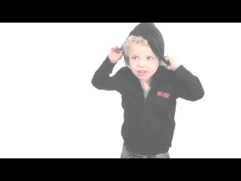 ACDC Black Ice kids sweater