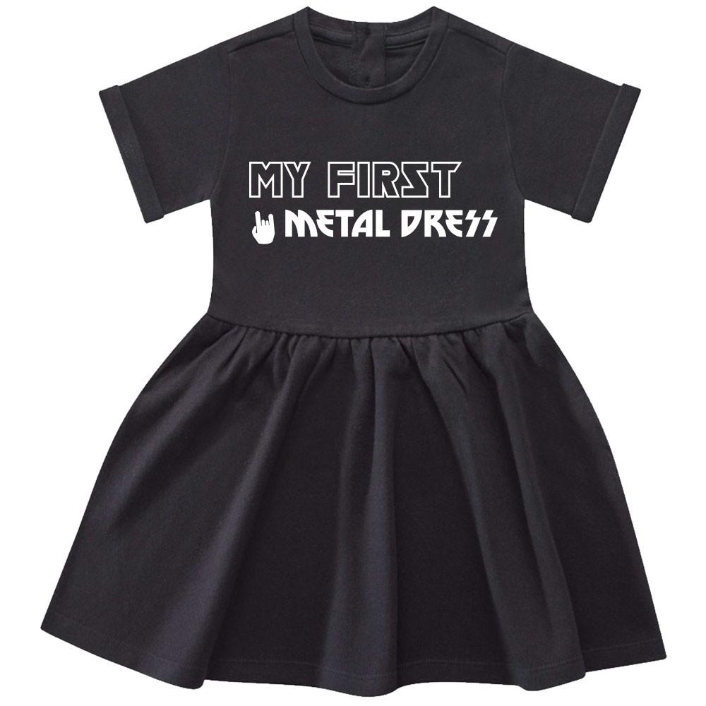 My first Metal Jurk