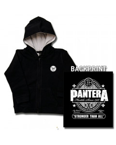 Pantera Stronger than All baby sweater (Print On Demand)
