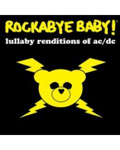 Rockabyebaby ACDC CD