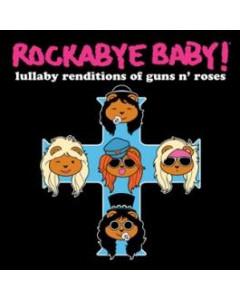 Rockabyebaby Guns 'N Roses CD