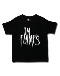 In Flames Kids T-shirt Logo