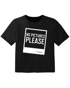 coole kinder t-shirt no pictures please