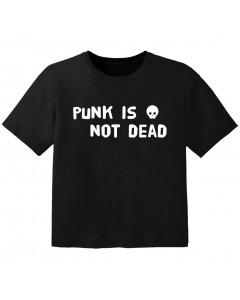 punk kids t-shirt punk is not dead