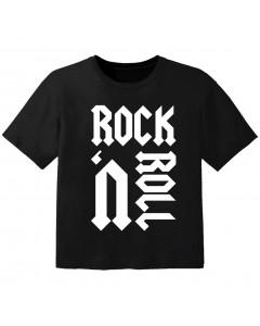 rock kinder t-shirt rock 'n' roll