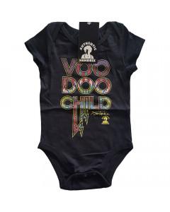 Jimi Hendrix Voo Doo Child baby romper